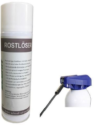 Rostlöser Spray 400 ml (TNR000305)